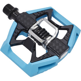 Crankbrothers Double Shot 2 Pedals black/blue